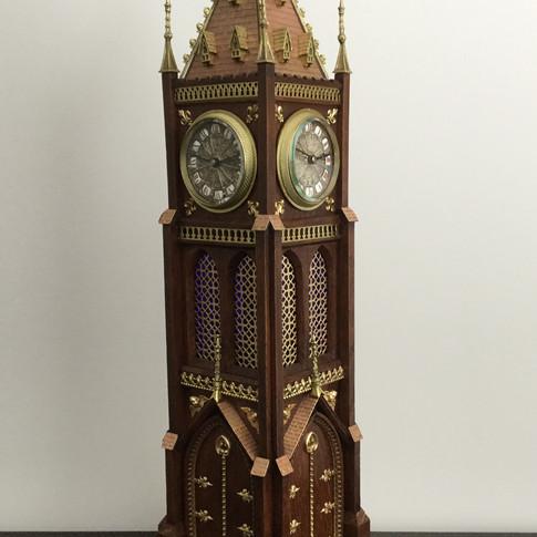French Blumberg Tower Clock