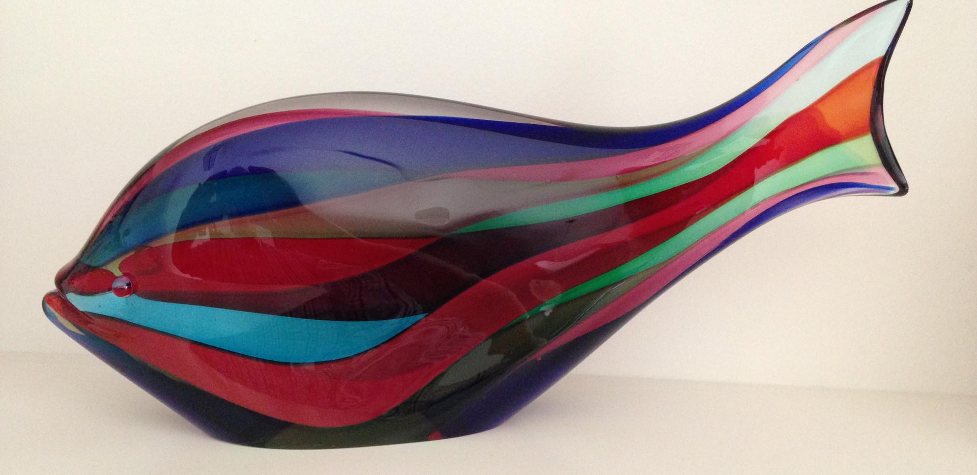 Murano Art Glass Fish