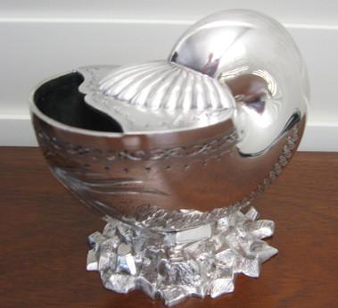 Silver Plate Spoon Warmer