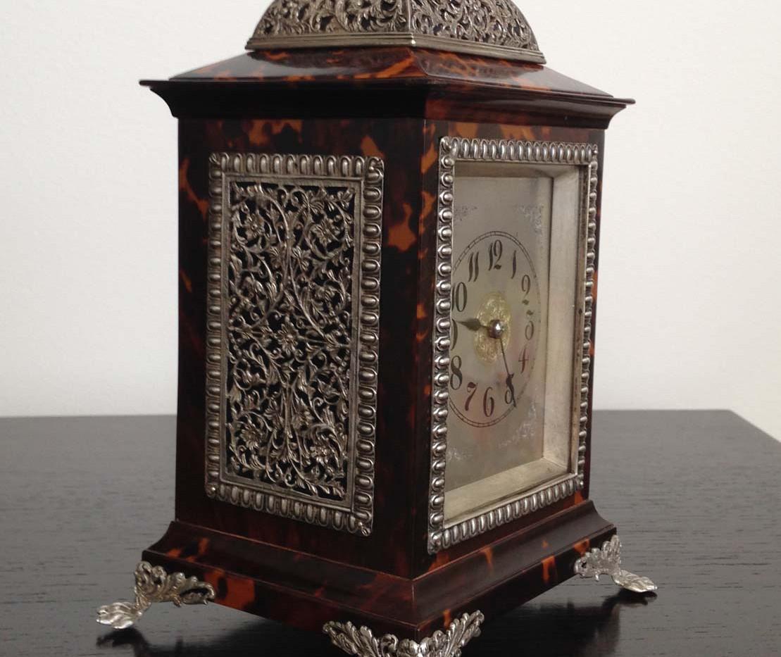 John Batson Victorian Carriage Clock