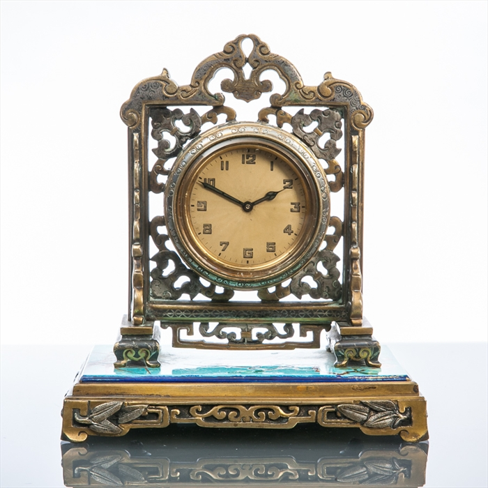 Chinese Style Desk Clock