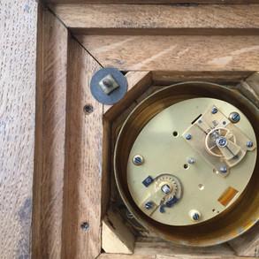 Blumberg Novelty Four Face Tower Clock