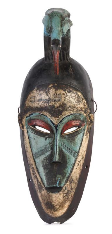 West African Ibis Mask