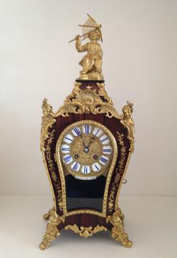 Raingo Freres Paris Louis XV Style Clock
