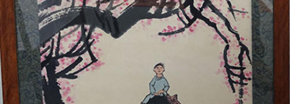 Li Keran, Boy and Buffalo