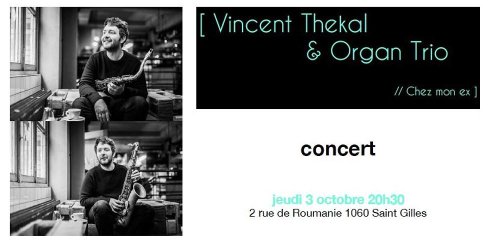 Vincent Thekal Organ  Trio