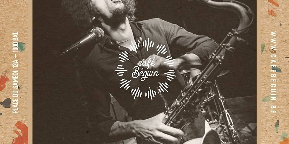 Supafly Quintet - Café Béguin