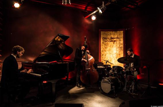 Maxime Moyaerts Trio