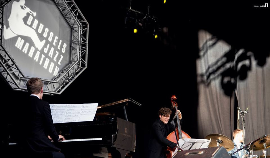 Four of a Kind + Friends at the Jazz Marathon