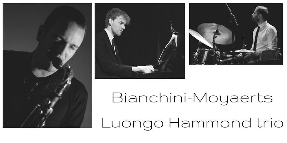 Bianchini-Moyaerts-Luongo Hammond Trio