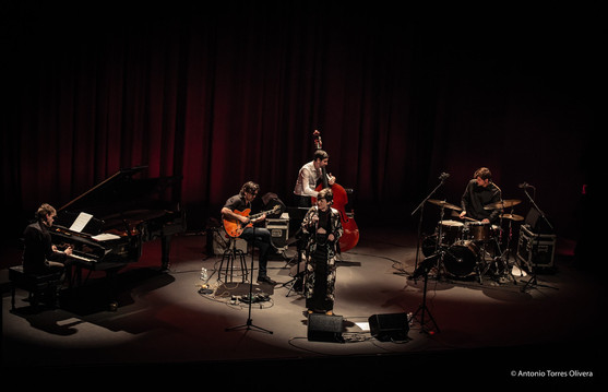 Pepa Niebla Quintet - On Tour