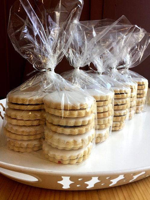 Vinarterta Sandwich Cookie (6 pack)