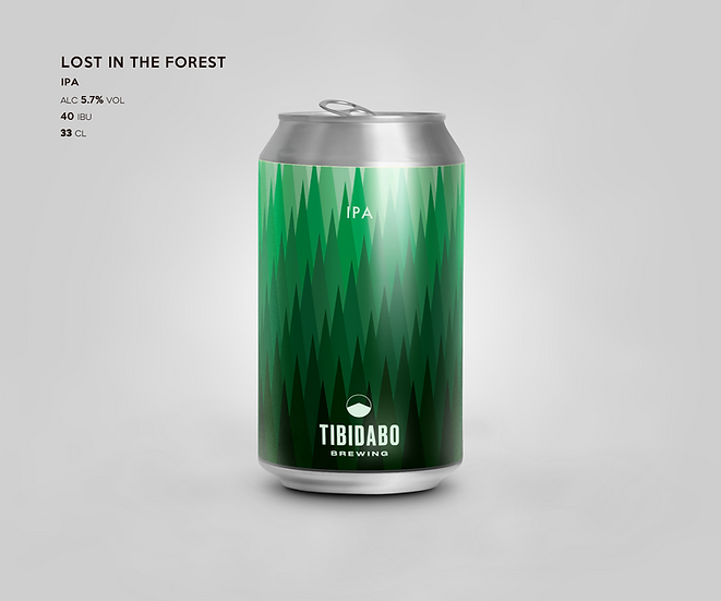 LOST IN THE FOREST _ 33cl