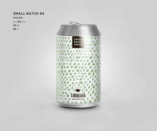 SMALL BATCH #4 _ 33cl