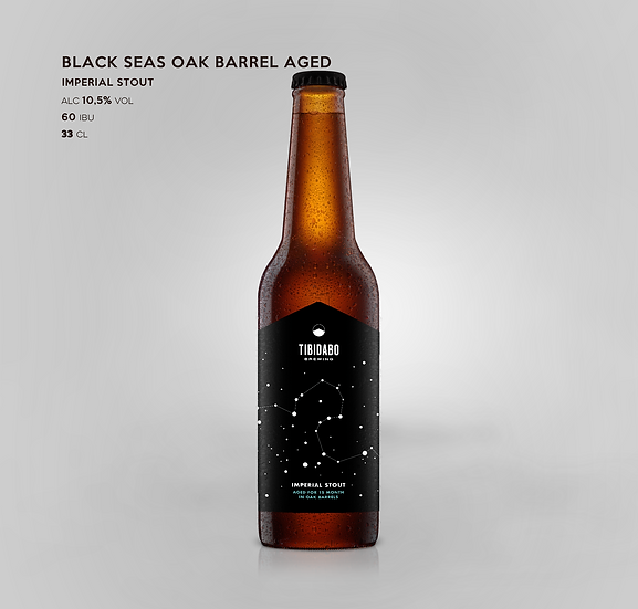 BLACK SEAS OAK BA _33cl