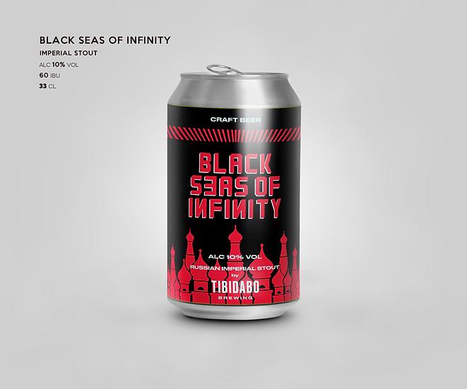 BLACK SEAS OF THE INFINITY _33cl