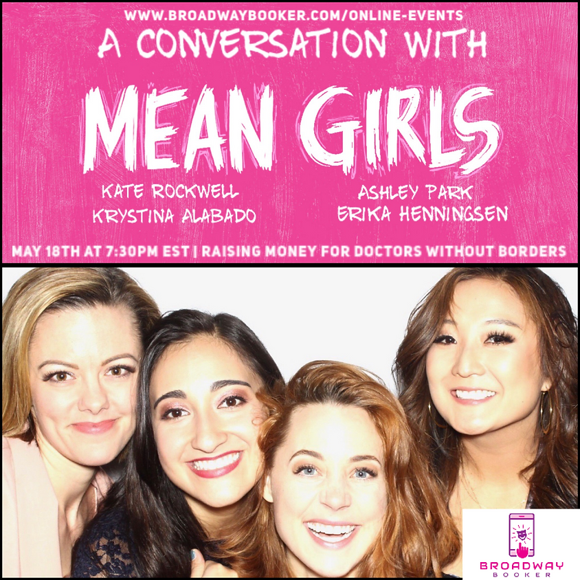 A Zoom Conversation with Broadway's Mean Girls