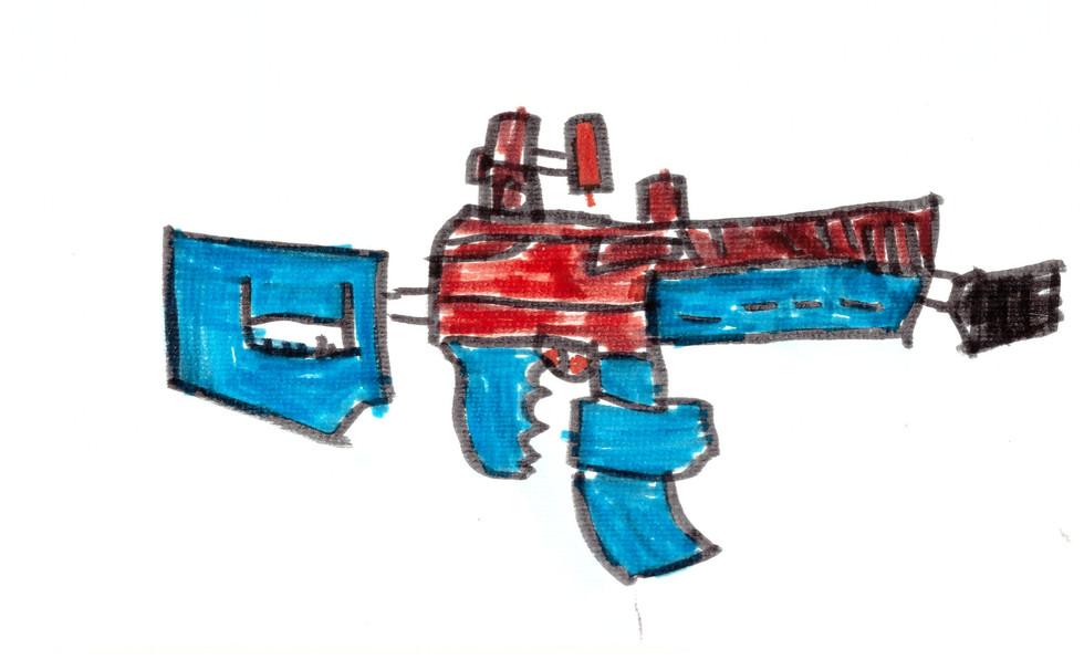 Fortnite Gun