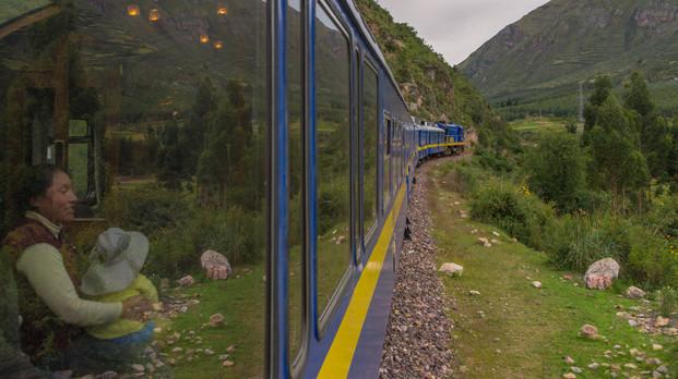 Peru Rail - Andean Explorer