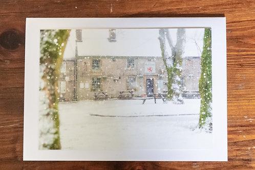 Winter Pub