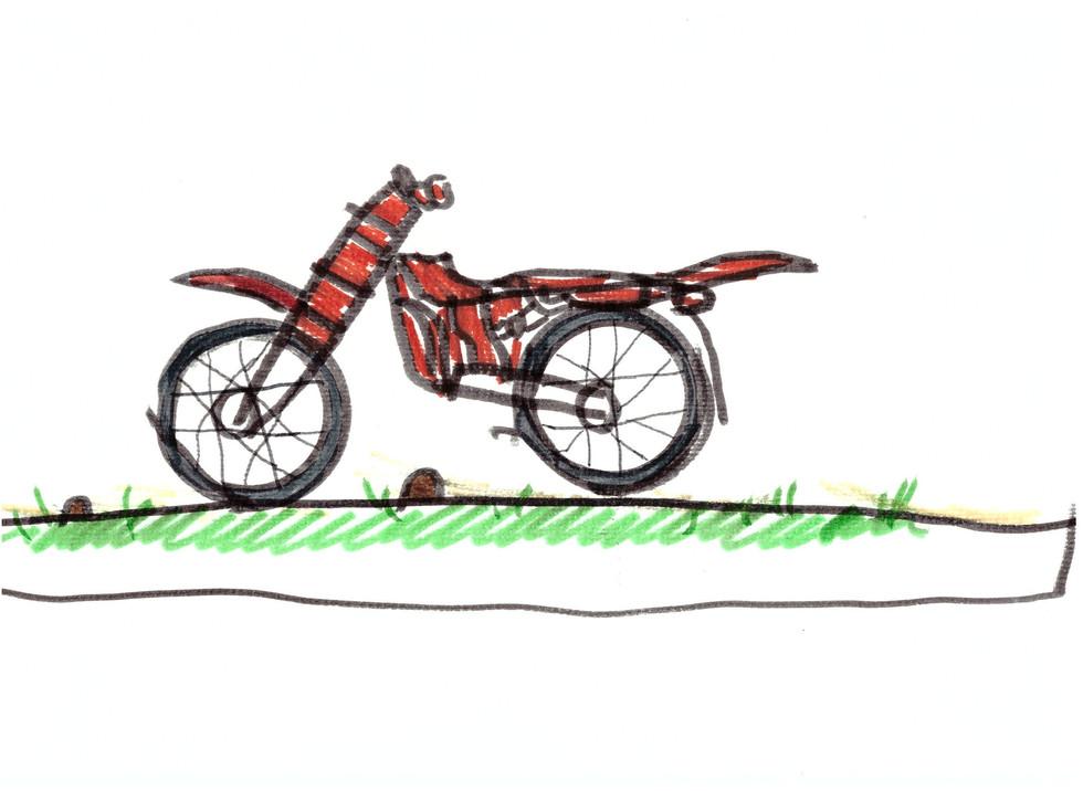 Super duper bike