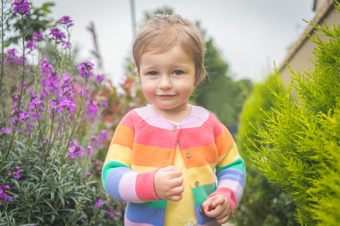 Family Photography - Derbyshire