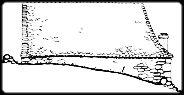 Plateau de l'Aubrac en Hiver