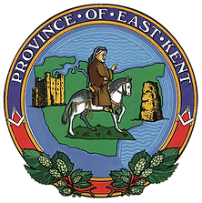 Logo for Province of East Kent Freemasons