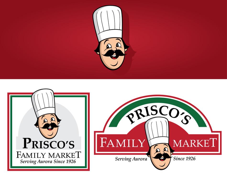 Prisco's New Logo