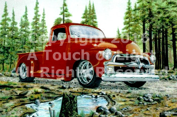 """1954 Chevrolet"""