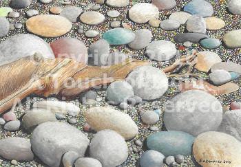 """""""Beach Stones"""""""