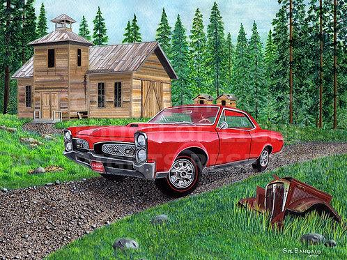 """"""" '67 GTO"""""""
