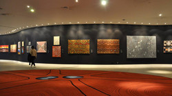 Bunjilaka Aboriginal Cultural Centre.