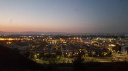 Last night in LA
