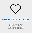 Premio de Finnovating FinTech Awards 2019 por Mayor Impacto Social