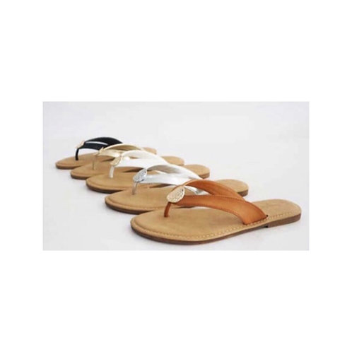Maintain Leather Sandal