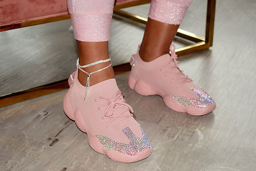 Icy Pink Trainers