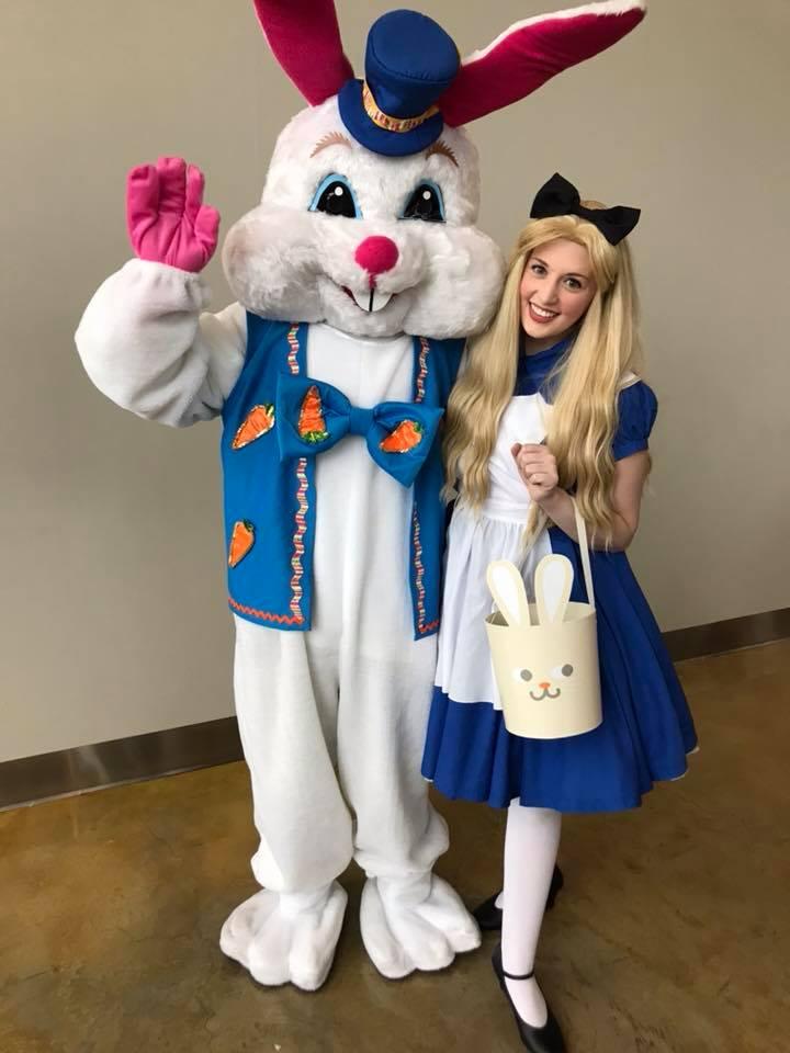 Bunny and Girl