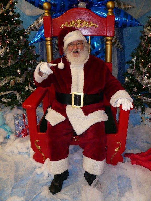 Santa Sitting