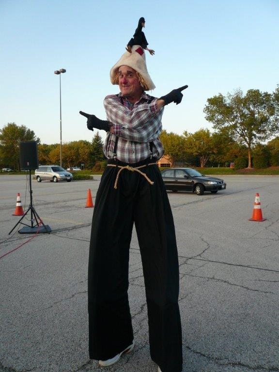 Scarecrow Pete