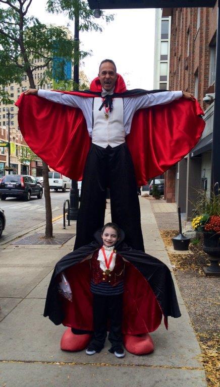 Dracula Stilt