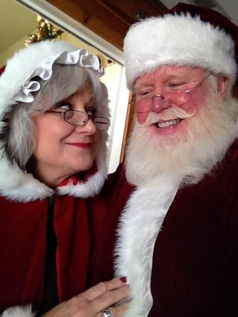 Mr and Mrs Clause