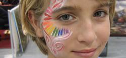 Facepaint Design Recon