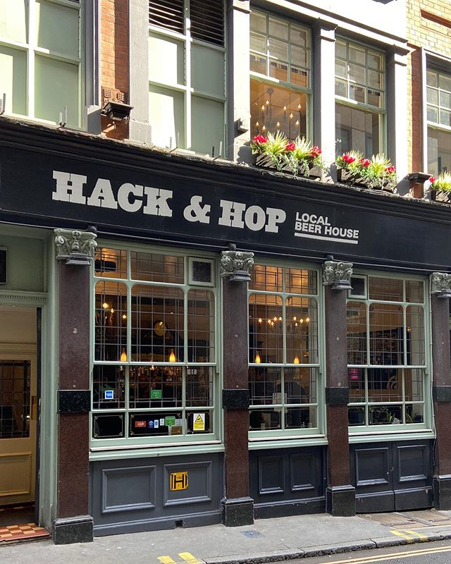 Stop by the @thehackandhop this week to