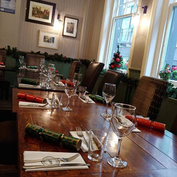 Book your Christmas party with us this D