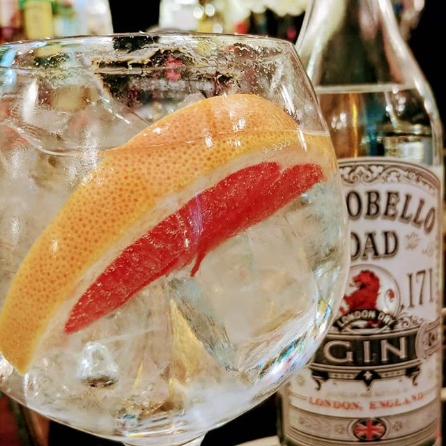 #portobelloroadgin paired with #doubledu