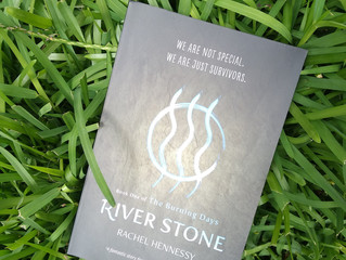 River Stone: the book out in the world
