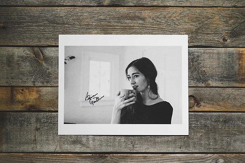 Autographed Photo (8x10)