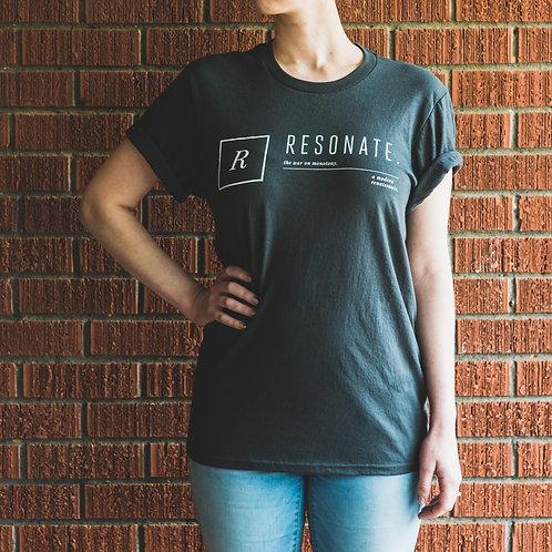Resonate Campaign T-shirt