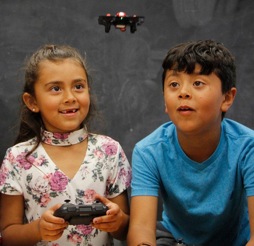 STEM - Drone Zone